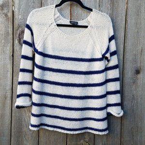TOPSHOP Lightweight Knit Sweater